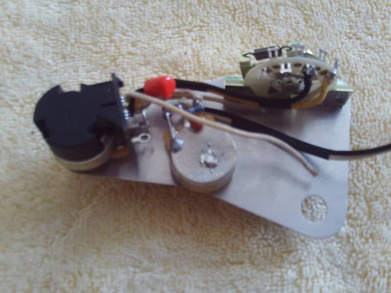 Rothstein Custom 5 Way 7 Sound Wiring For Nashville Style 3pickup
