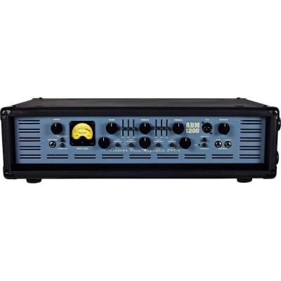 Ashdown ABM-1200-EVO IV Classic 1200W Bass Head for sale
