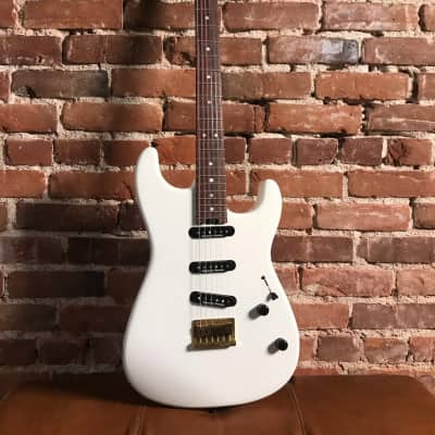 Charvel Custom Shop San Dimas 3 tite Lambo White 3tite for sale