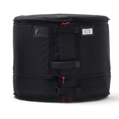 Gibraltar Flatter Bag 22 Bass Drum , GFBBD22