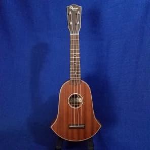 Ohana SKB-35 Solid Mahogany Bell Soprano Ukulele