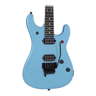EVH 5108001513 5150 Series Standard, Ebony Fingerboard, Ice Blue Metallic