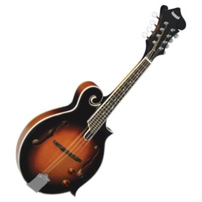 Morgan Monroe MM-100FME F-Style A/E Mandolin for sale