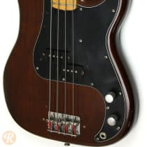 Fender Precision Bass 1973 Walnut image