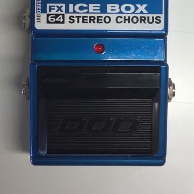 DOD FX 64 Ice Box Stereo Chorus for sale