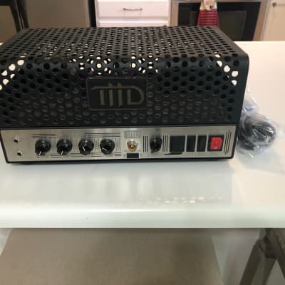 THD UniValve Class-A/B 15-Watt Tube Guitar Head excellent condition. No biasing, use multiple tubes for sale