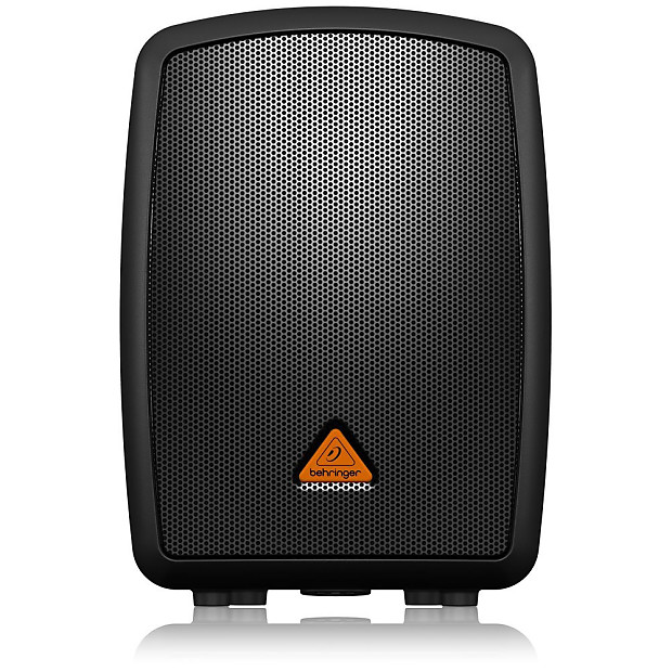 behringer europort mpa40bt portable pa system reverb. Black Bedroom Furniture Sets. Home Design Ideas