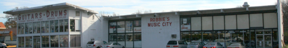 Robbie's Music City
