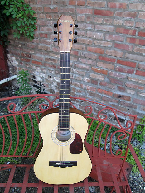 First Act Msg36 Acoustic Guitar Pre Owned