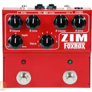 Foxrox Zim Dual Drive