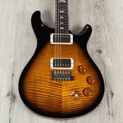 PRS Paul Reed Smith DGT Guitar, Rosewood Fretboard, Amber Smokewrap Burst