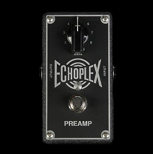 dunlop echoplex ep101 preamp guitar effects pedal reverb. Black Bedroom Furniture Sets. Home Design Ideas