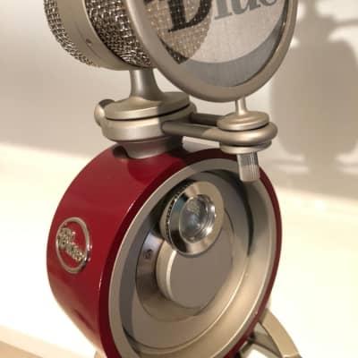 Blue Microphones Reactor Condenser Cardioid Omni Figure-8   Reverb