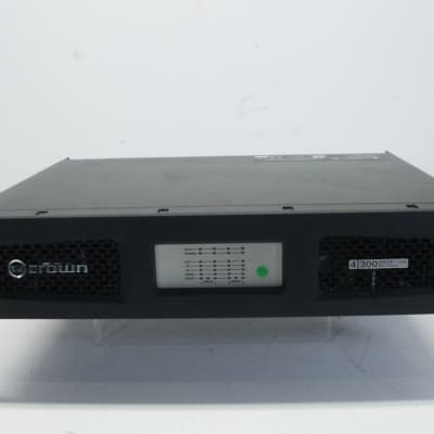 B-stock Crown DCi 4 300   4 Channel Analog Power Amplifier 300W for sale