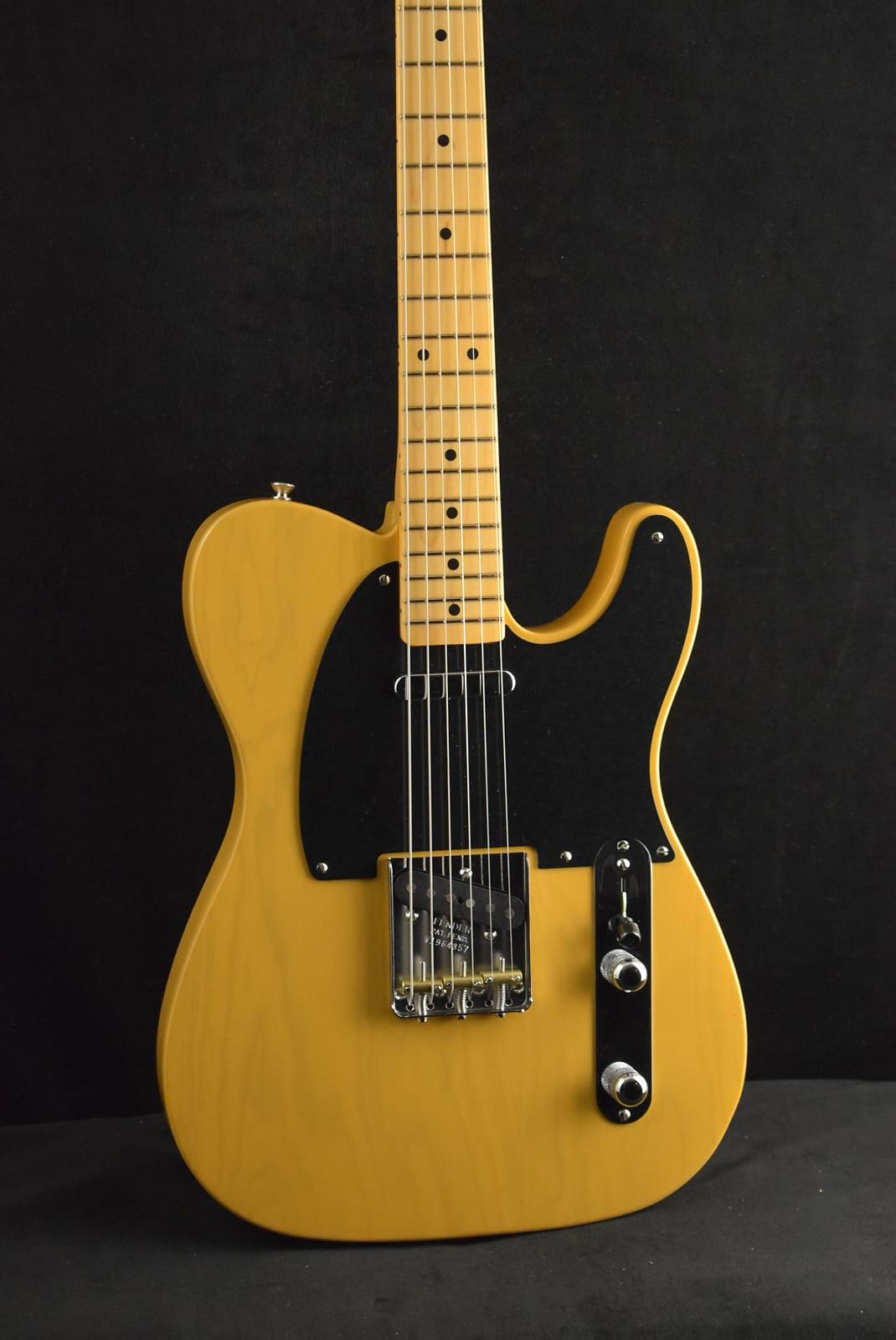 """Maple FENDER American Original /'50s Tele® 21 Vintage Tall 9.5/"""" 1952 /""""U/"""""""