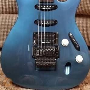 Ibanez S540 Blue 1990