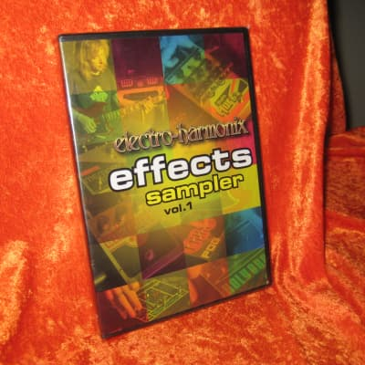 Electro-Harmonix Effects Sampler Vol. 1 DVD
