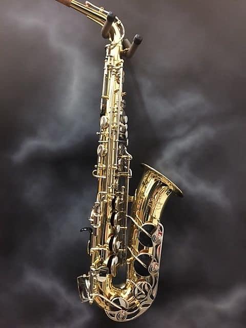 Alto Sax Yamaha Advantage Used  Year