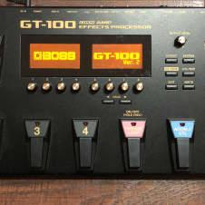 Boss GT-100 multi fx unit, version 2