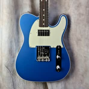 Fender  Custom Shop 1960 Reissue NOS Telecaster Custom 2018 Lake Placid Blue