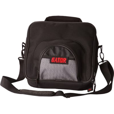 Gator G-MULTIFX-1110 Padded Carry Bag for Guitar Multi-Effects Pedals