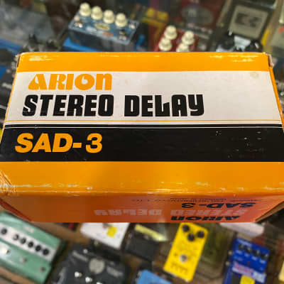 Arion SAD-1 Stereo Delay for sale