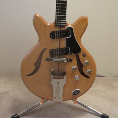 Fury Concord   -  semi hollow body electric guitar for sale