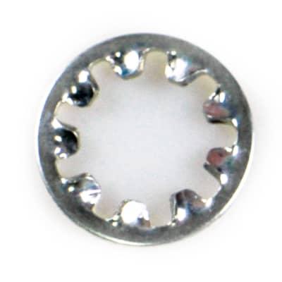 HOSCO LW-2 lock washer, inner diameter 7 mm, chrome for sale