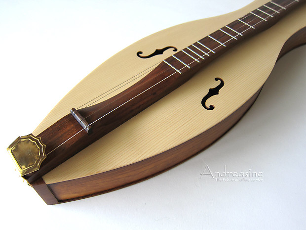 how to play 4 string dulcimer