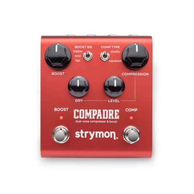 Strymon Compadre Compressor and Boost