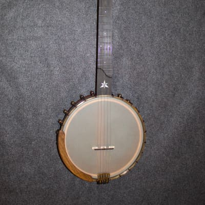 Ome Flora Open-back Banjo (No. 7079) for sale