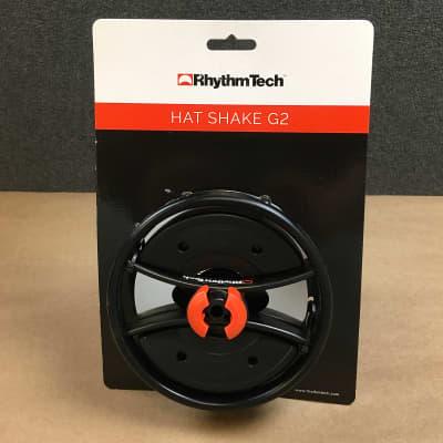 RhythmTech Hat Shake G2 - Hi Hat Stand Shaker Hat Trick Percussion Accessory Rhythm Tech