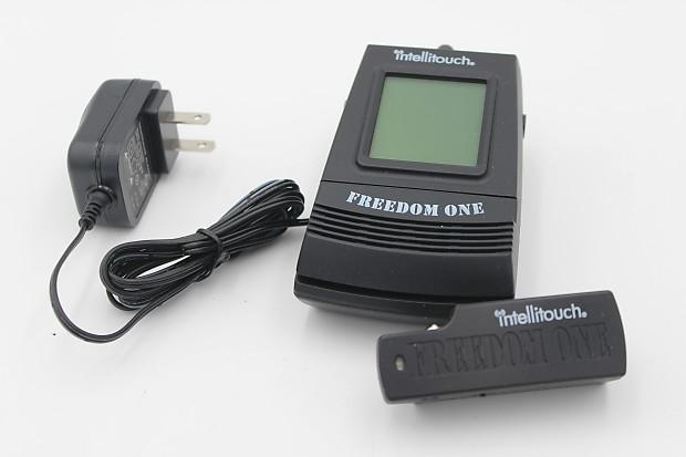 Wireless Guitar System With Tuner : intellitouch freedom one digital wireless guitar system tuner reverb ~ Russianpoet.info Haus und Dekorationen