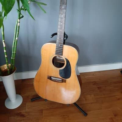 Vintage Yamaki Acoustic Guitar F-118 for sale