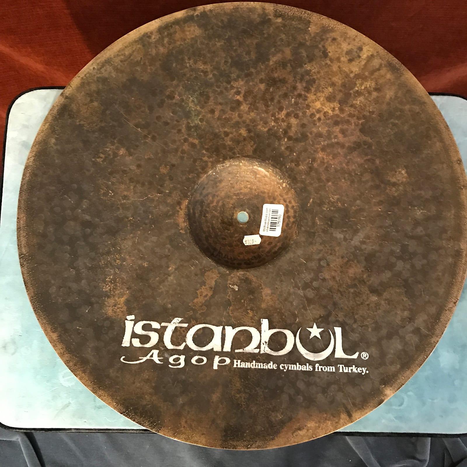 Istanbul Agop 20″ Turk Series Ride Cymbal 2800g