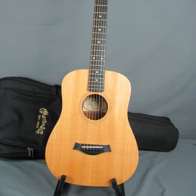 Taylor  Baby  BT 1 2011 Natural with Martin Gig Bag for sale
