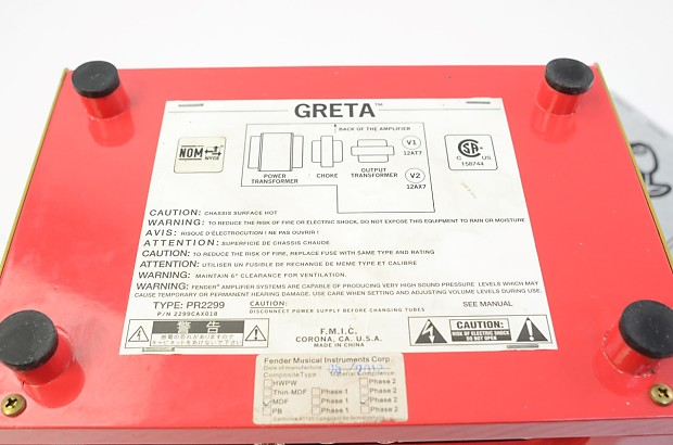 Fender Pawn Shop Special Greta 2W 1x4 Tube Guitar Combo Amp on fender pro 185 schematic, fender pro reverb schematic, fender champ schematic aa764, fender jaguar schematic, fender m80 schematic, fender footswitch schematic, 59 fender champ schematic, fender excelsior schematic, fender pro amp schematic,