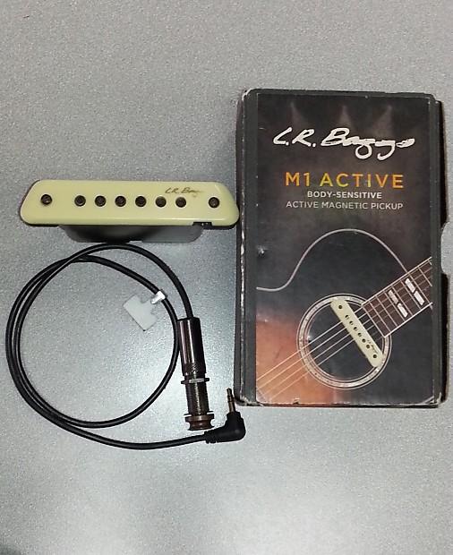 LR Baggs Passive M1 Acoustic Guitar Soundhole Pickup