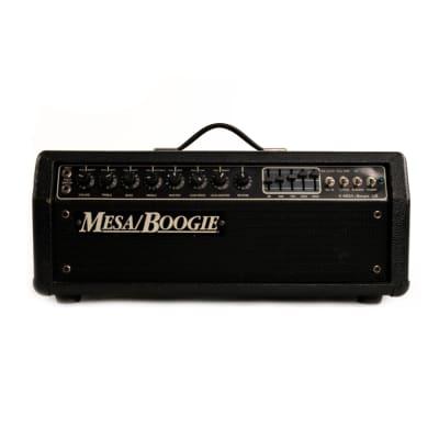 Mesa Boogie Mark III 3-Channel 100-Watt Guitar Amp Head 1985 - 1988