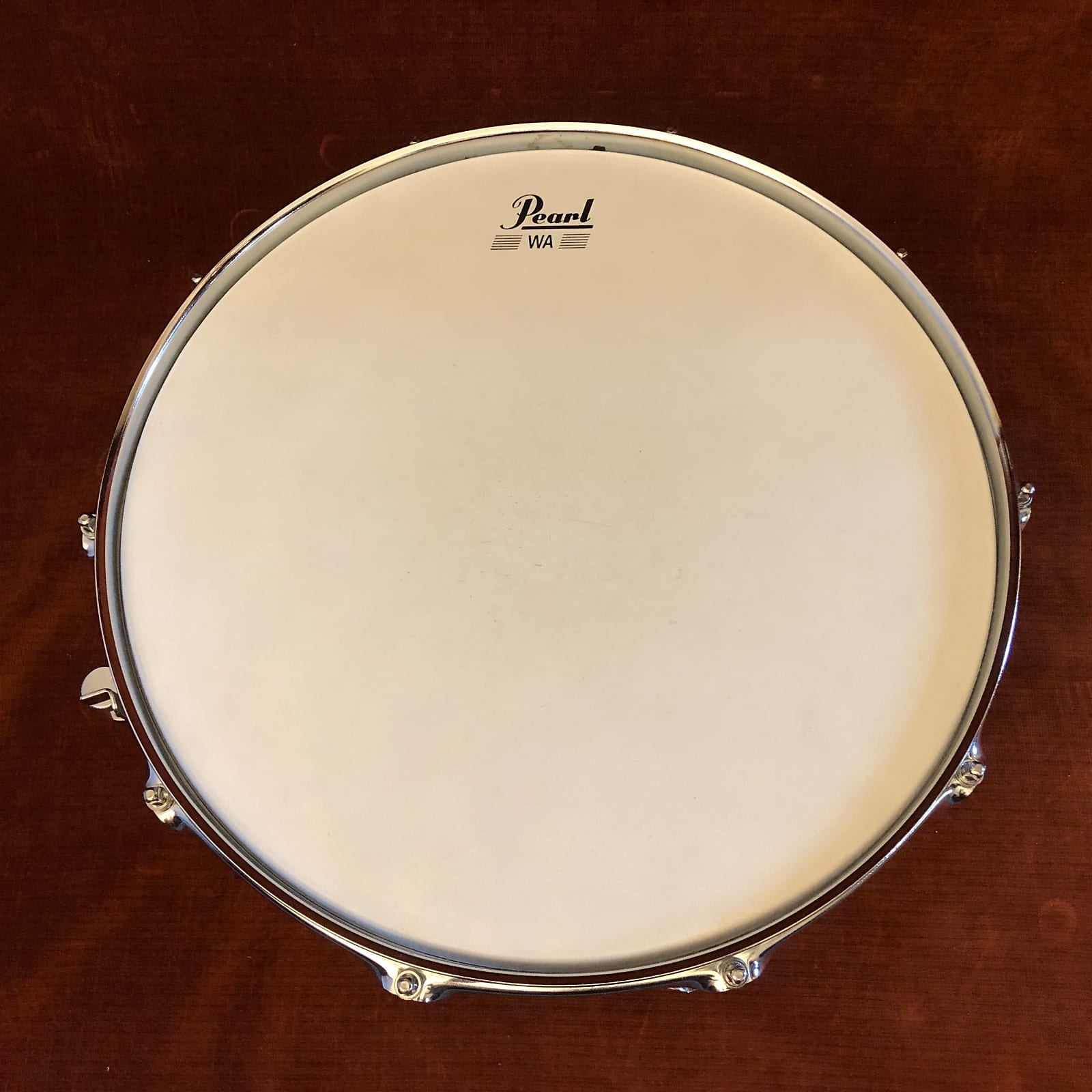 Pearl Steel Shell 14