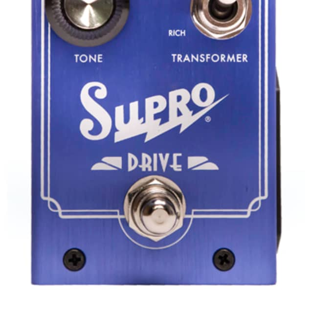 Supro 1305 Drive Effect Pedal image