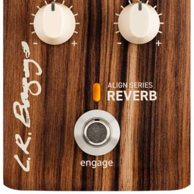 L.R. Baggs Align Series Reverb Pedal for sale