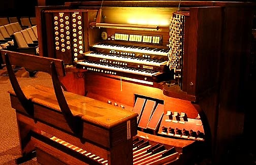 Hauptwerk Schantz 3 man 46 rank virtual pipe organ | Reverb