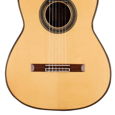 Eric Sahlin 2007 Classical Guitar Spruce/Indian Rosewood for sale