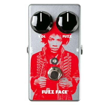 Dunlop JHM5 Jimi Hendrix Signature Fuzz Face