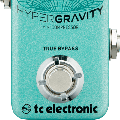 TC ELECTRONIC HYPERGRAVITY MINI COMPRESSOR for sale