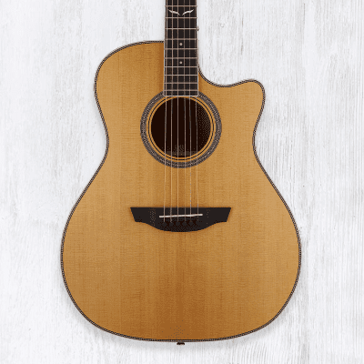 Orangewood Sage Torrefied Solid Spruce Cutaway All Solid Acoustic Guitar for sale