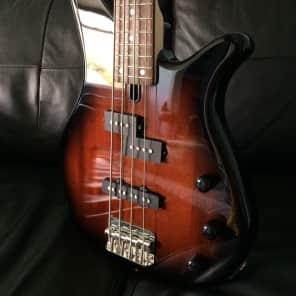 Yamaha RBX170Y-OVS 4-String Bass Old Violin Sunburst