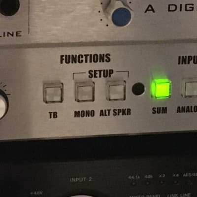 Dangerous Music D-BOX Monitor Controller and Summing Box