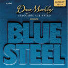 Dean Markley 2036 Blue Steel Medium Light Acoustic Guitar Strings (12-54) image